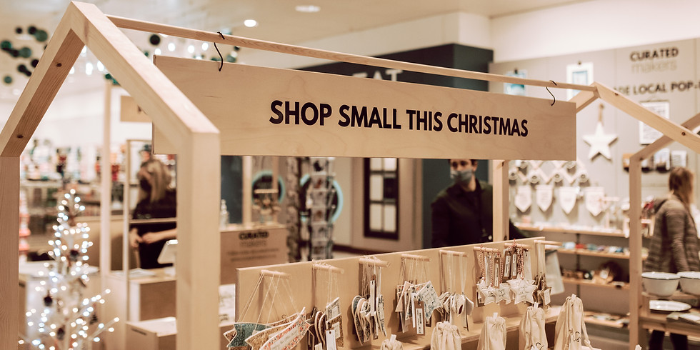 Made Local Pop-Up; Cheadle John Lewis & Partners