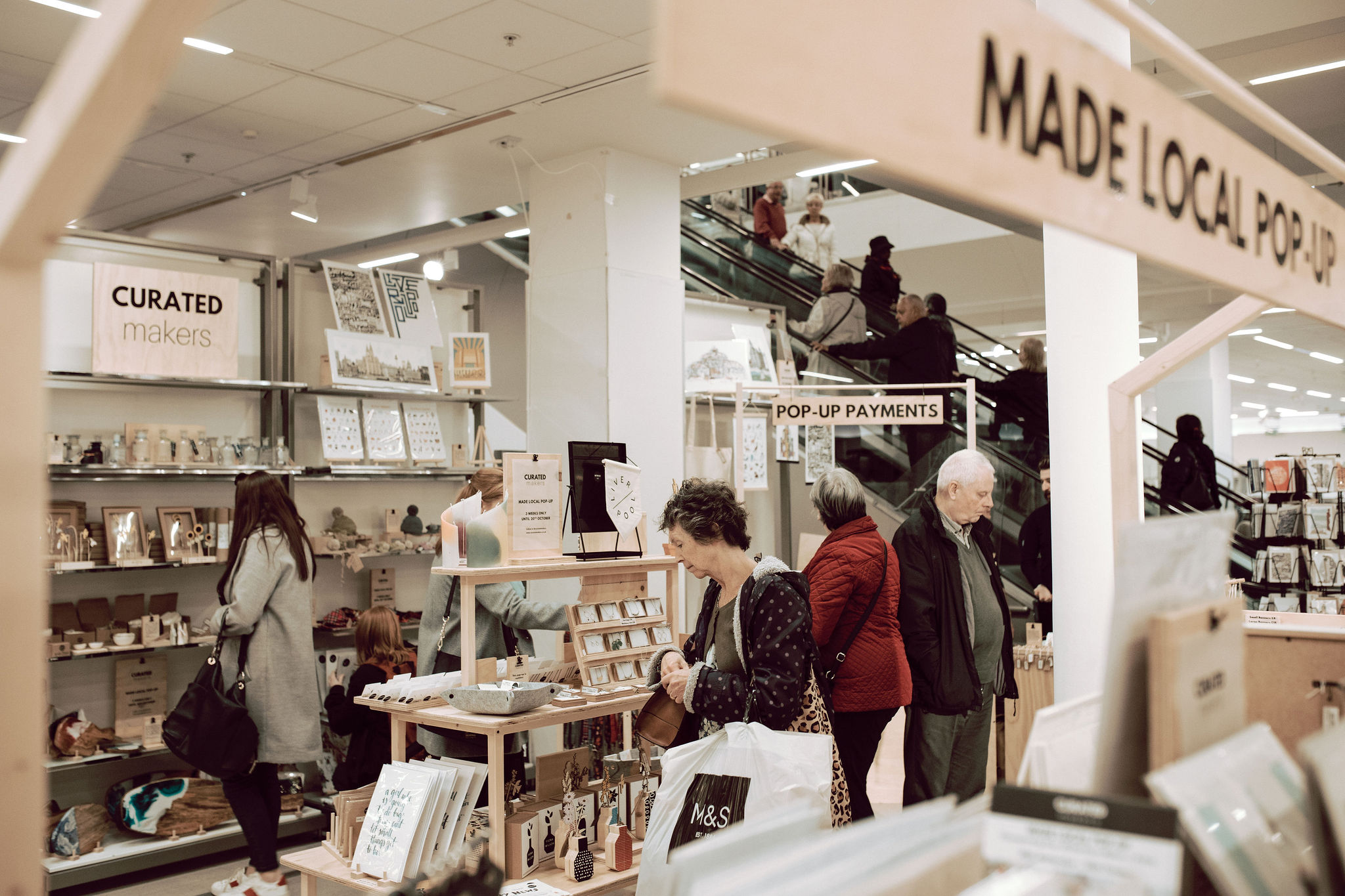 M&S LIVERPOOL CURATED MAKERS POP UP (156