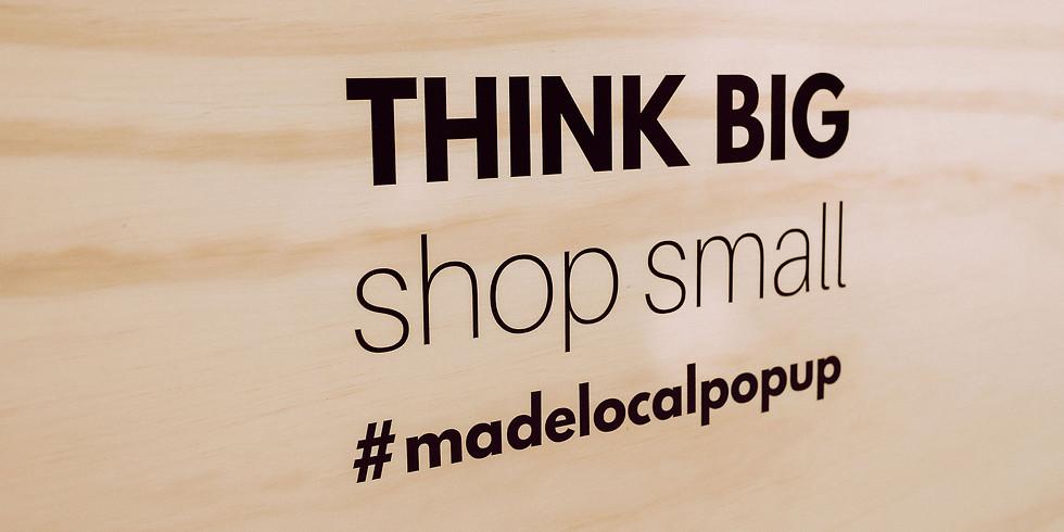Made Local Pop-Up; Sheffield John Lewis & Partners