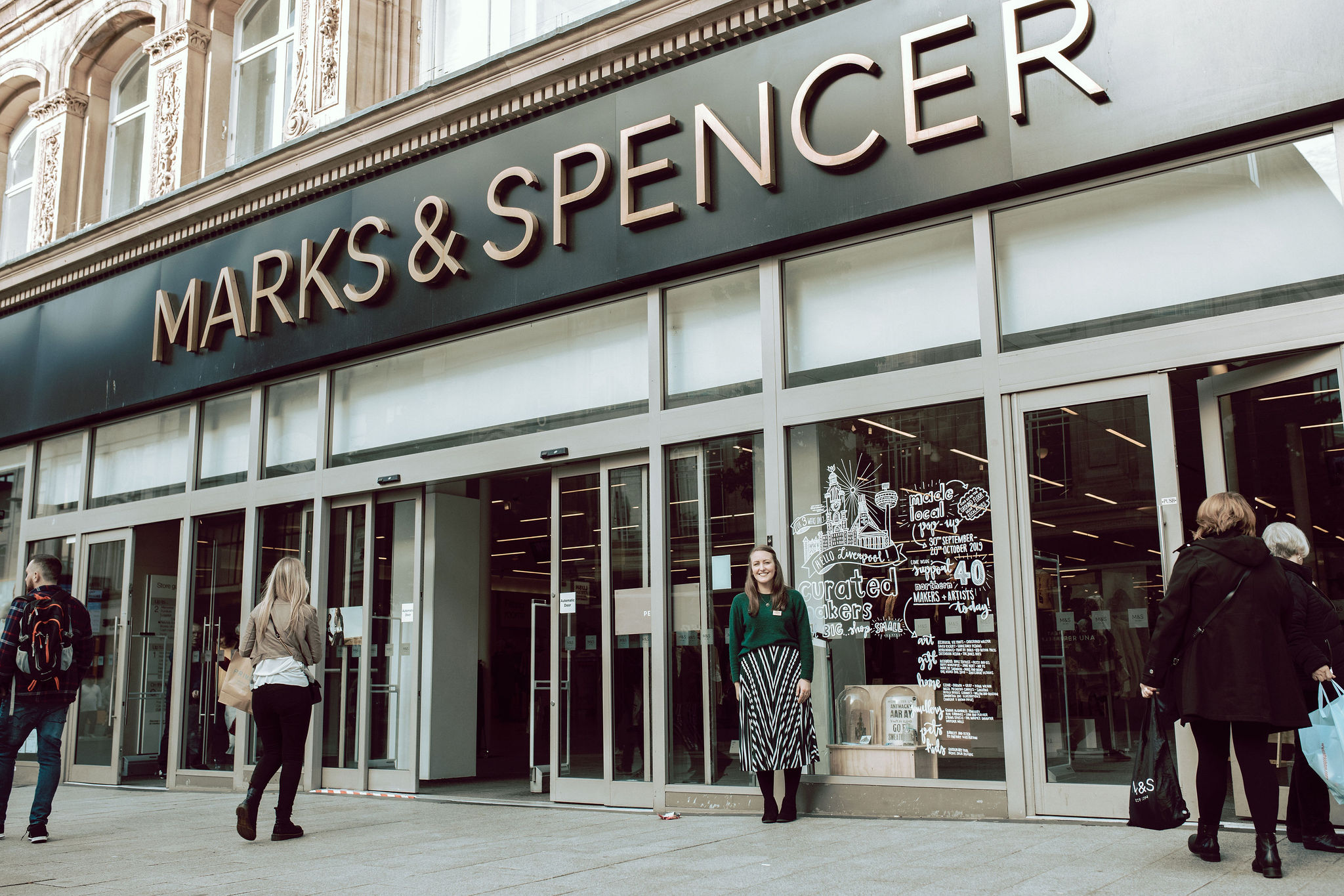 M&S LIVERPOOL CURATED MAKERS POP UP (179