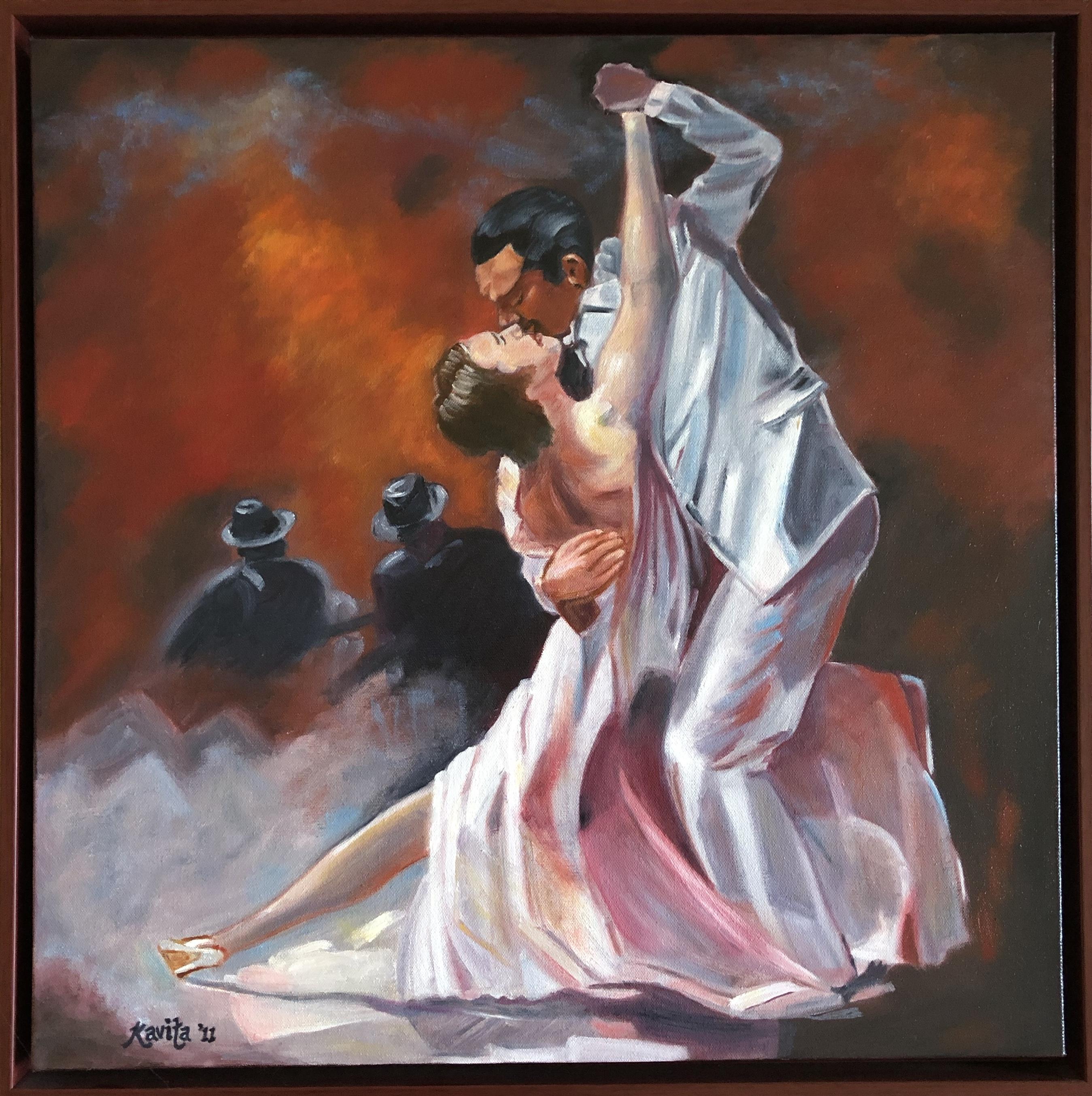 "Homage to Willem Haenraets - ""Tango Argentina I"""