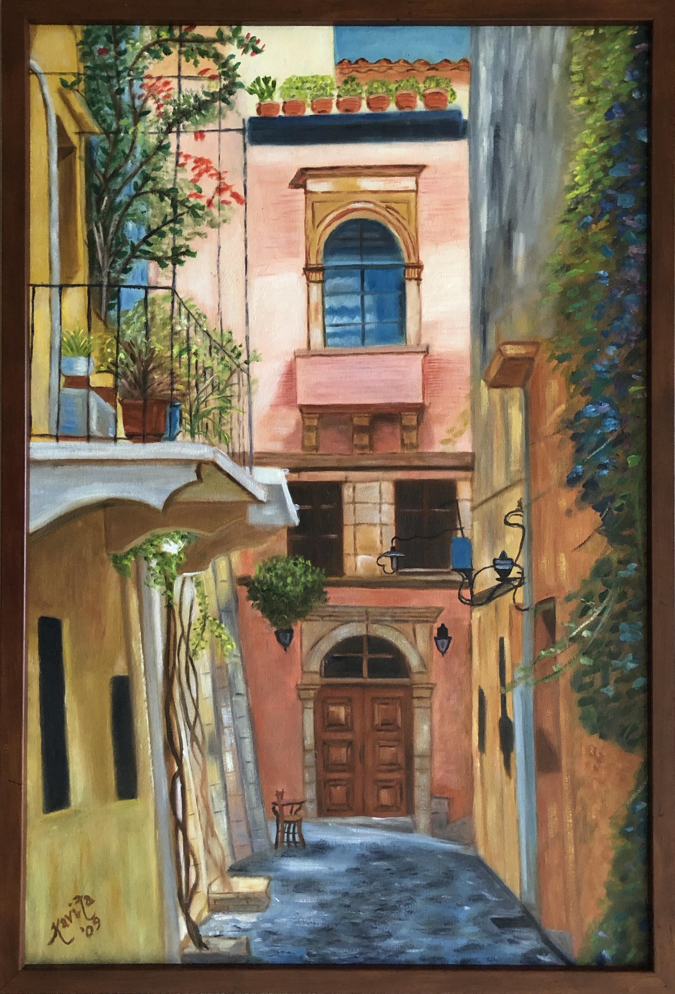 """""""A Street In Crete"""""""