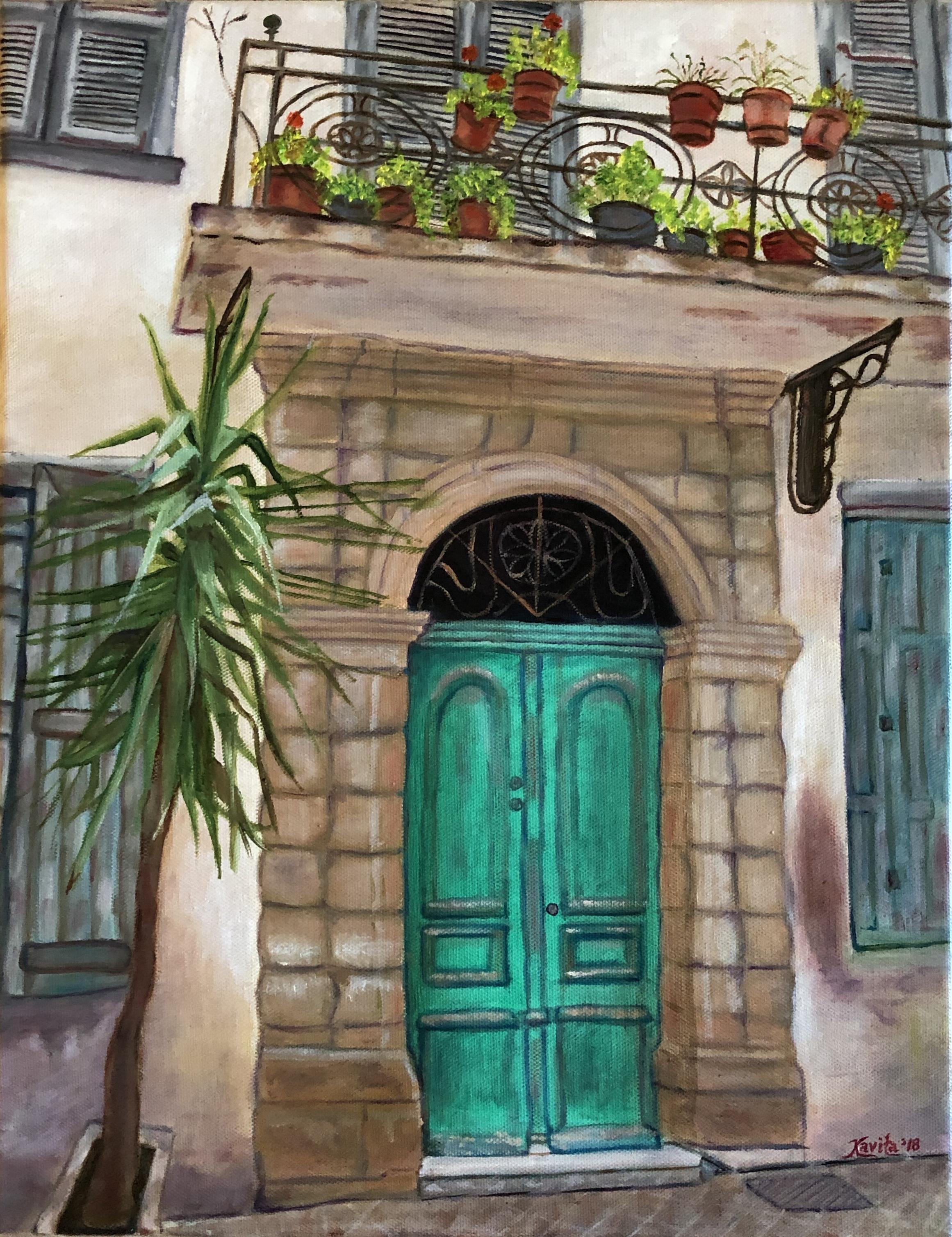"""""""The Doors and Windows of Crete"""""""