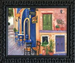 """""""A Cafe in Crete"""""""