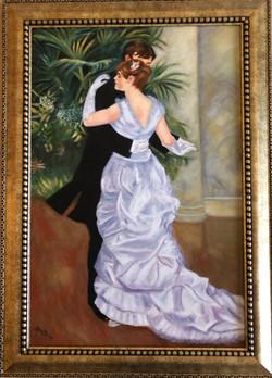 "Homage To Renoir - ""Dance In The City"""