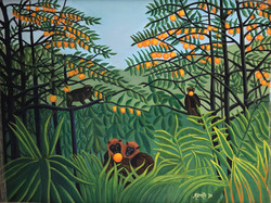 Homage to Rousseau