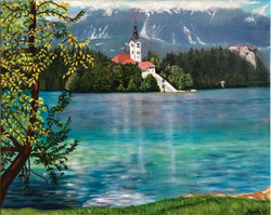 """""""The Magical Waters of Lake Bled"""""""
