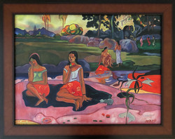 """Homage To Gauguin - """"Nave, Nave, Moe"""""""