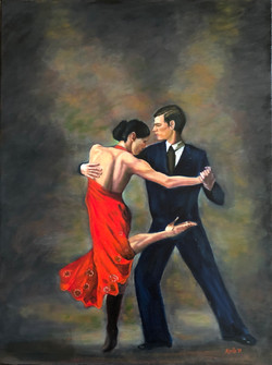 """Tango Dancers"""