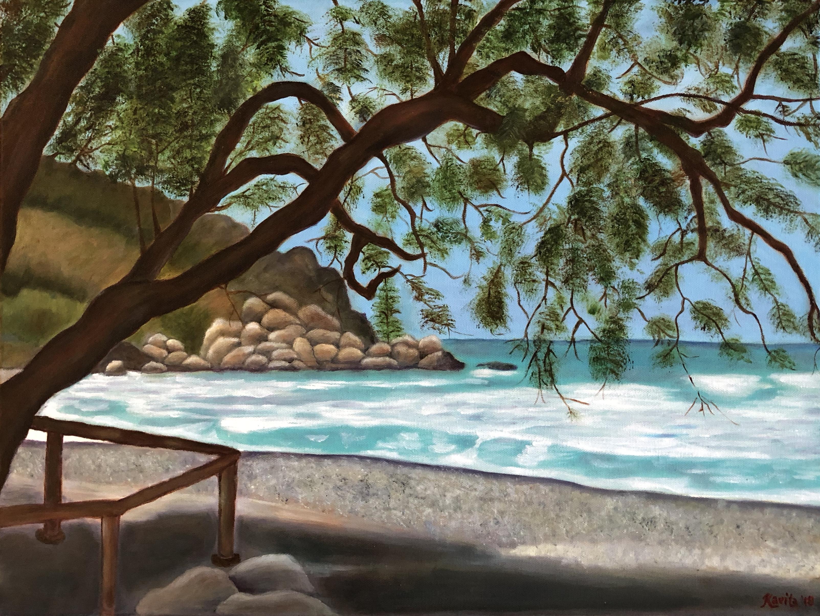 """Tranquil Waters"" - Sfinari, Crete"