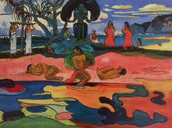 """Homage To Gauguin - """"Day of the God"""""""