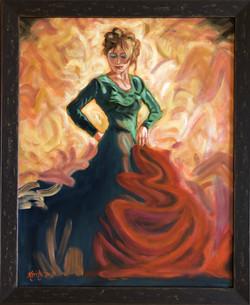 "Homage to Mark Spain ""Flamenco"""