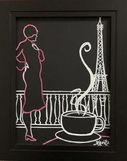 """""""Lady in Paris"""""""