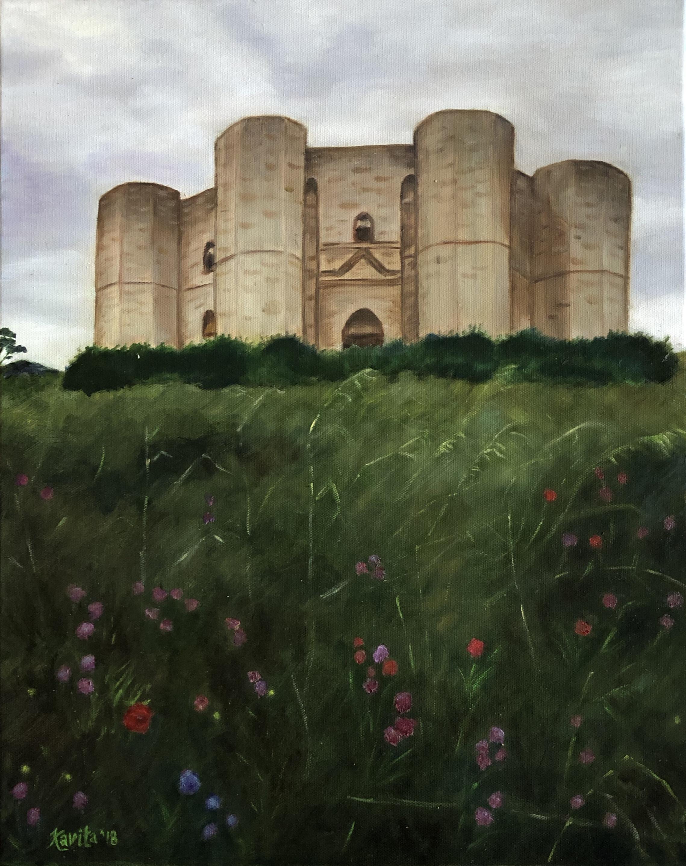 """""""The Mysterious Castle"""" - Castel Del Monte"""