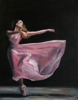 """Dancer In Pink"""