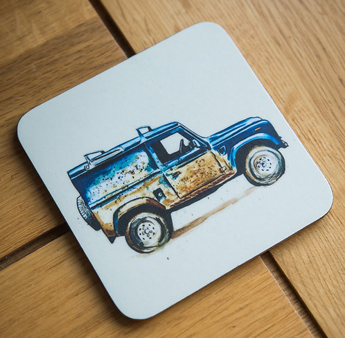 copy of The Defender Coaster - Pack of 10