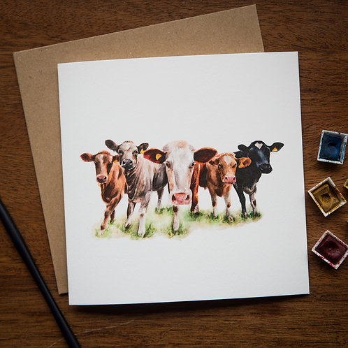 Have you Herd? Greetings Card