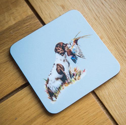 Springer Spaniel Coaster