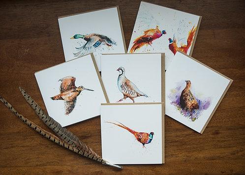 The Game Bird Card Collection