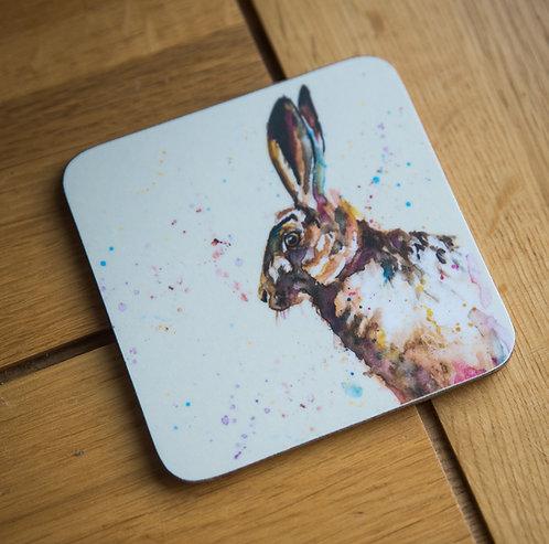 Hare Raiser Coaster - Pack of 10