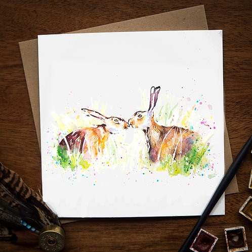Little moments - Greetings card