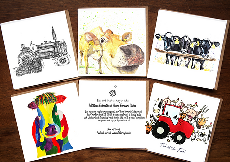 Wiltshire YFC Greetings Cards - 5 Pack