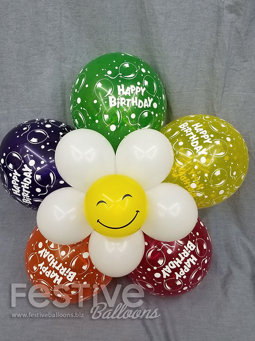 Birthday Bubble of Joy