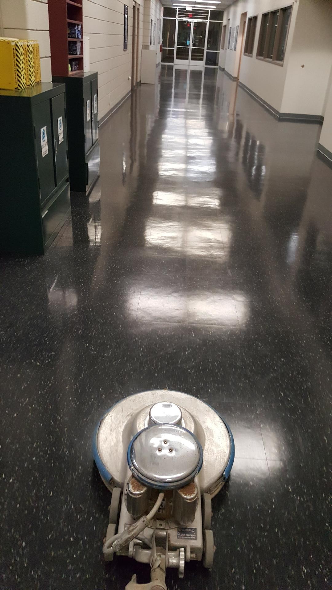 Floor Strip & Wax in Canton MI