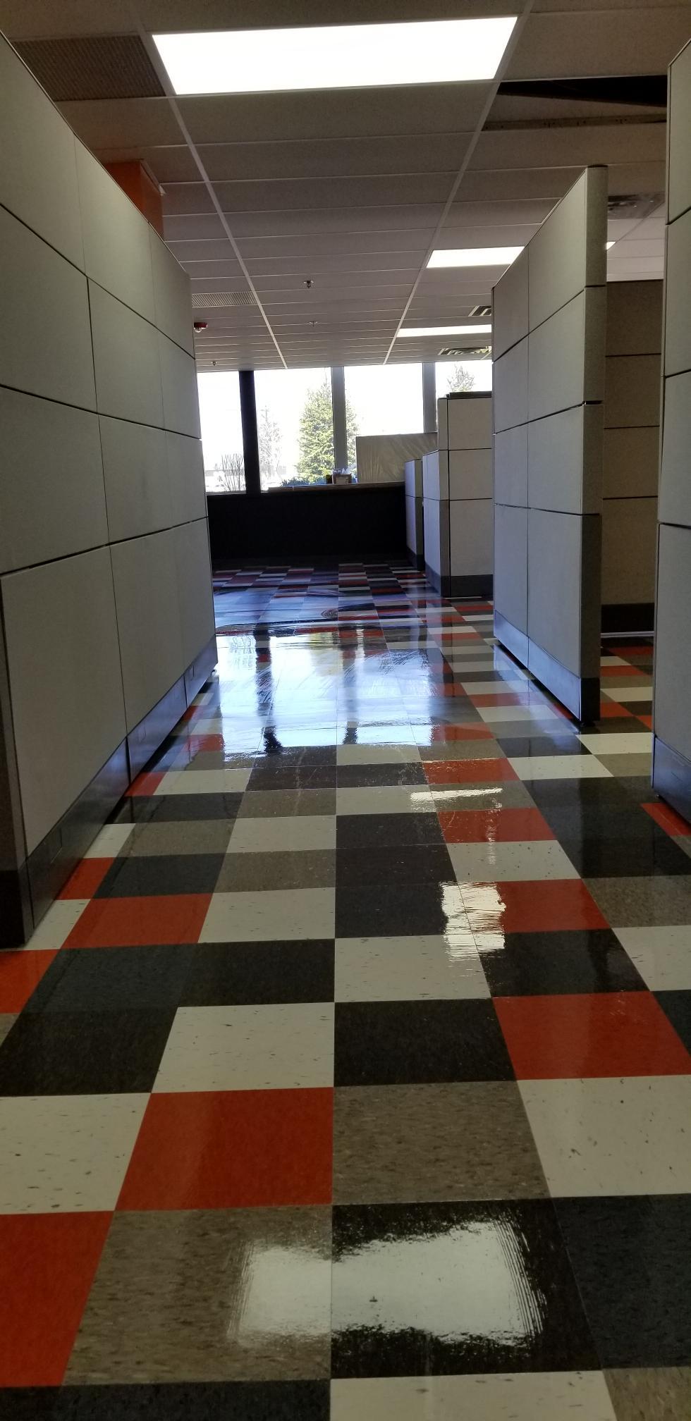 Floor Strip & Wax in Southfield MI
