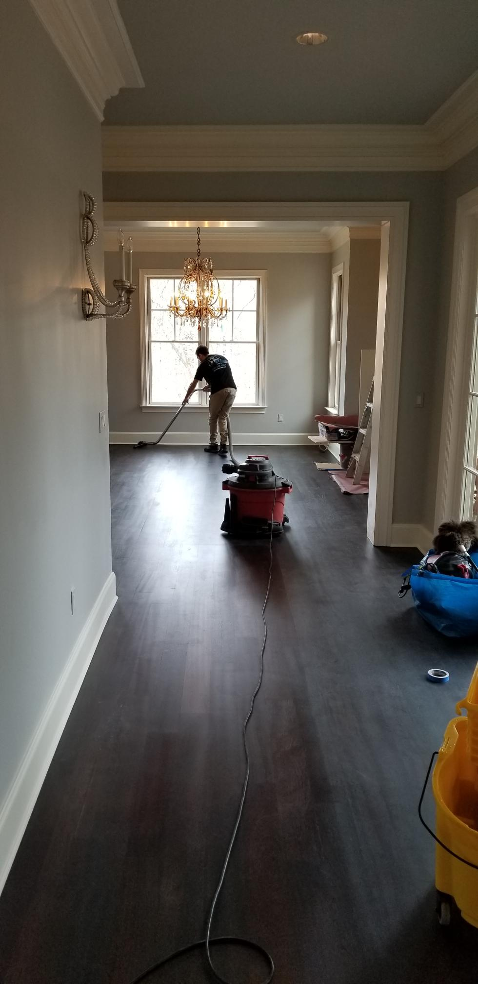 Residential Construction Clean-Up