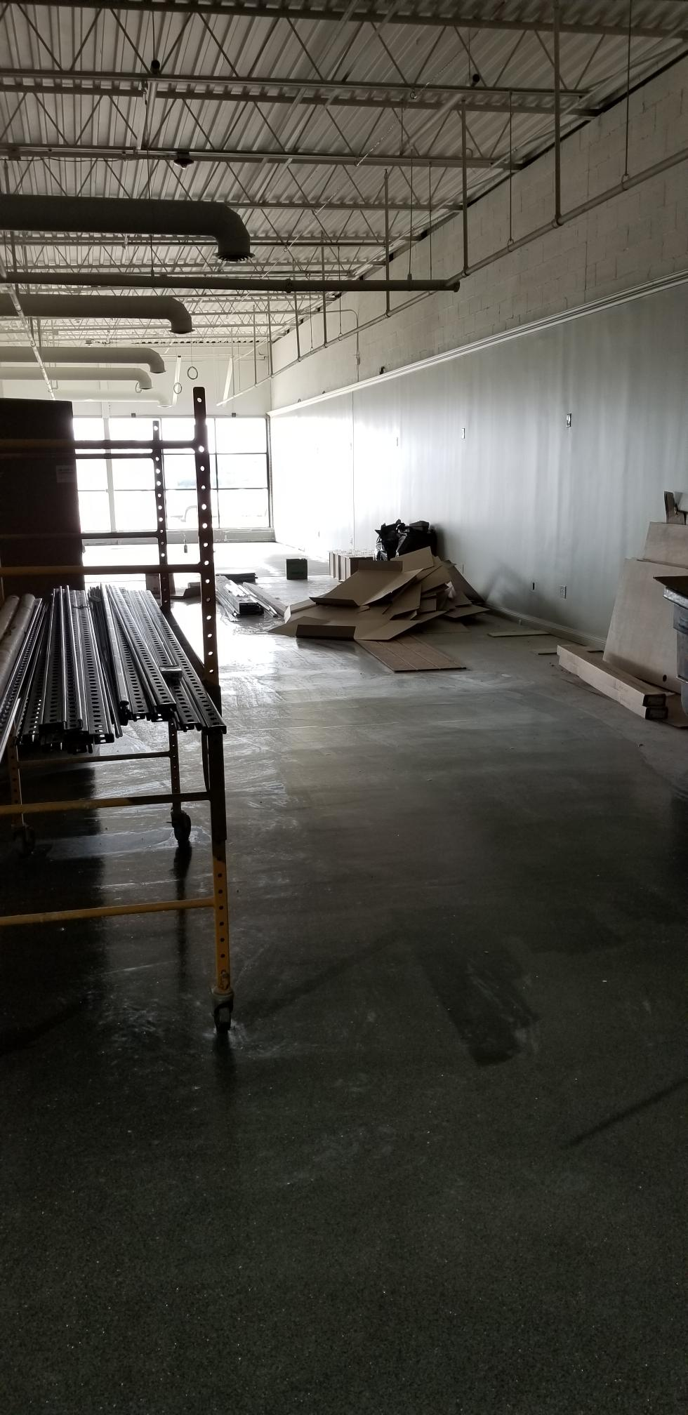 Construction Clean-Up in Troy MI
