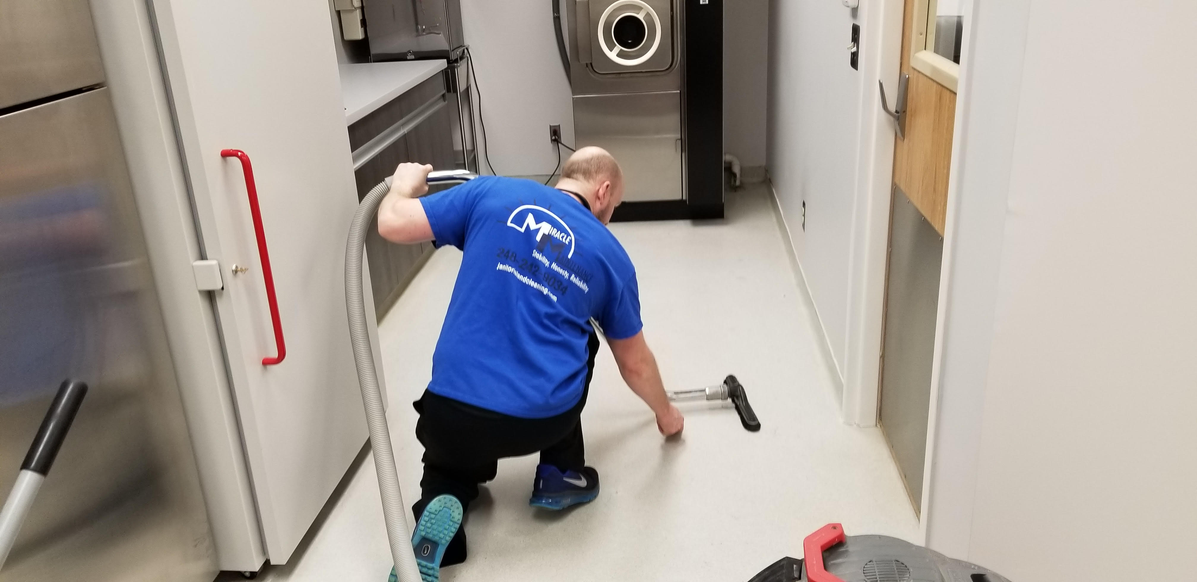 Commercial Cleaning Company Commerce