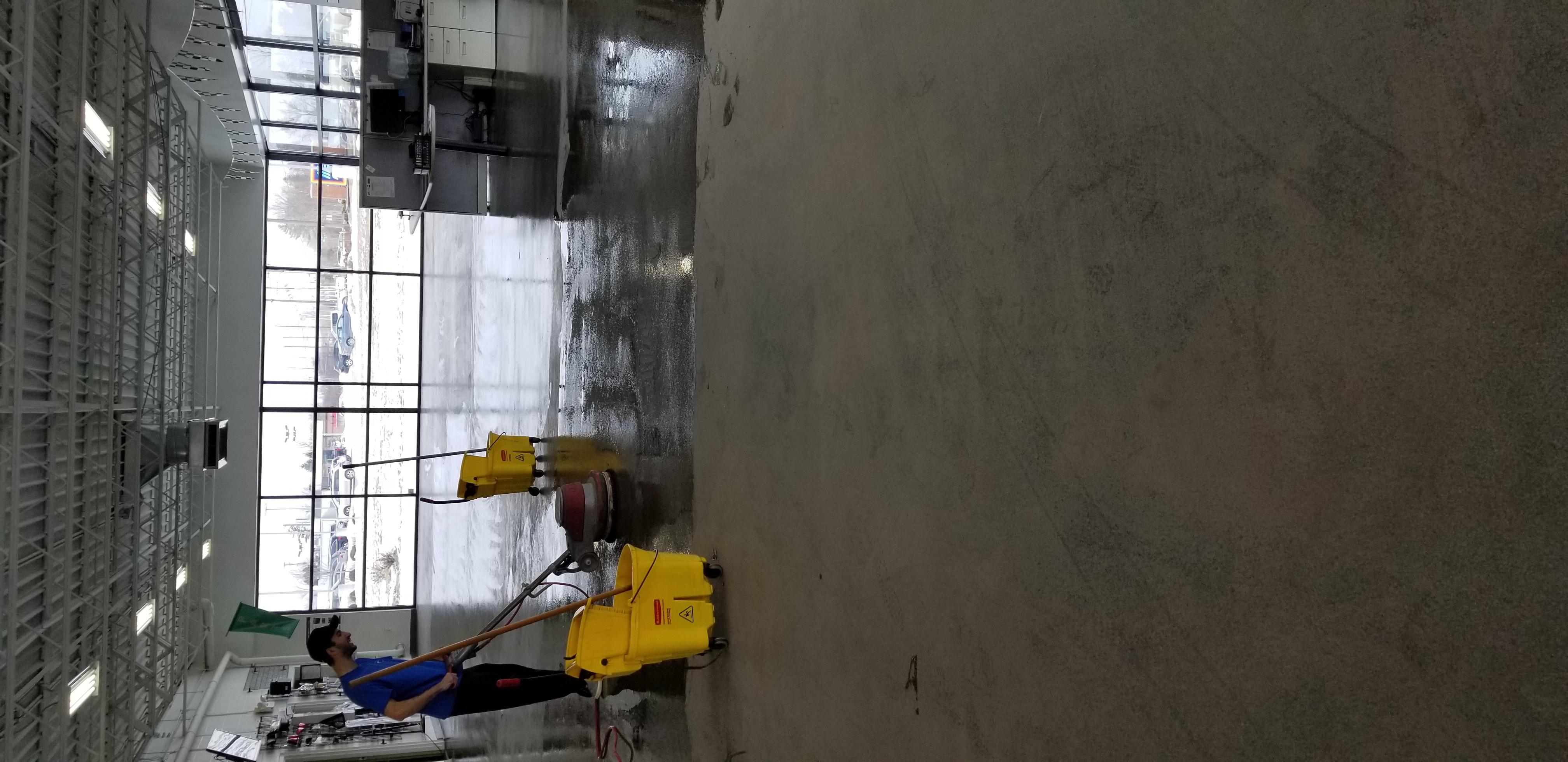Floor Specialization Company