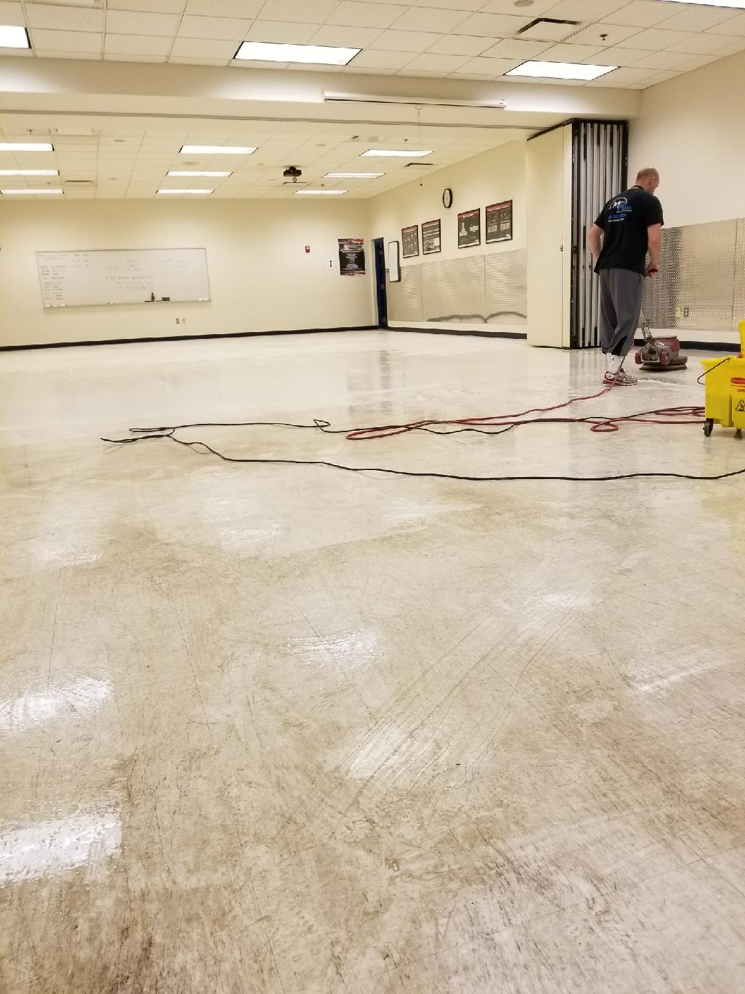 Floor Polishing In Livonia Michigan