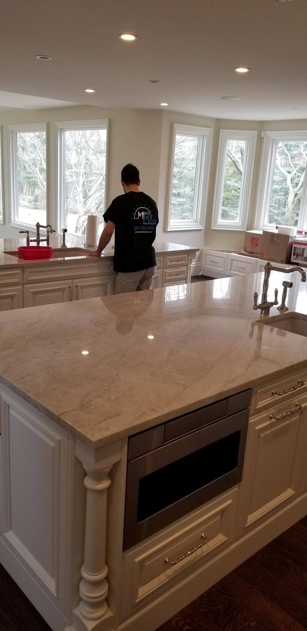 Residential Cleaning, Birmingham MI