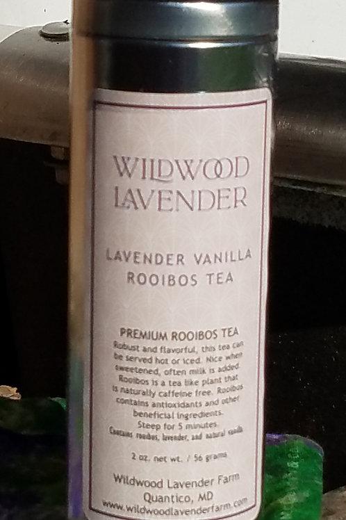 Lavender Vanilla Rooibos Tea