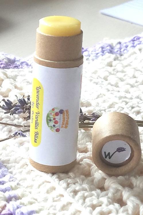 Lavender Vanilla Bliss Lip Balm