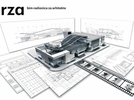 BRZA - bim radionica za arhitekte - Varaždin
