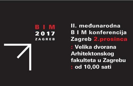 II. međunarodna BIM konferencija