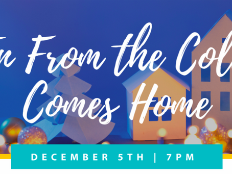 HomeFirst Services' Prepares for Annual In From The Cold event