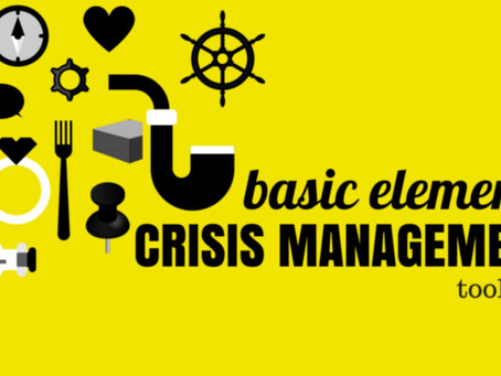 What Your Company Needs in their Crisis Management Toolbox