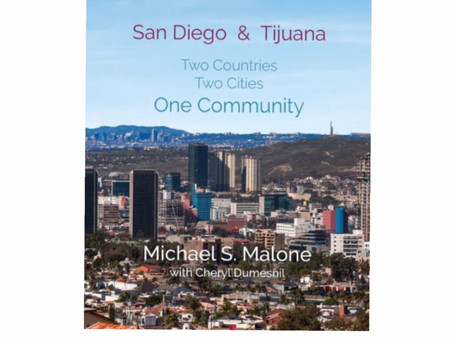 Michael S. Malone's El Tercer Pais on KQED's California Report