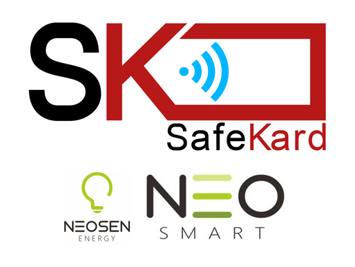 SafeKard™ and Neosen Energy Collaborate to design Industry's 1st Rechargeable LoRaWAN Campus Safety