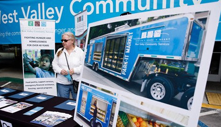West Valley Community Services in the Mercury News