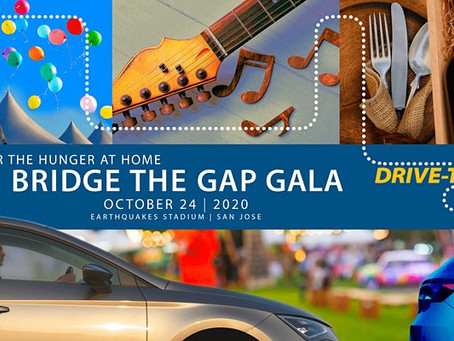 Bridge the Gap Gala: Drive-Thru Event