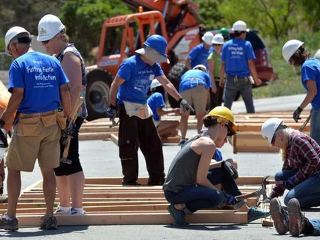 Habitat for Humanity: Helping a Local Affiliate Make its Mark