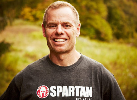 Founder of Spartan and the Death Race, 3x Bestselling Author on Grit--Joe De Sena