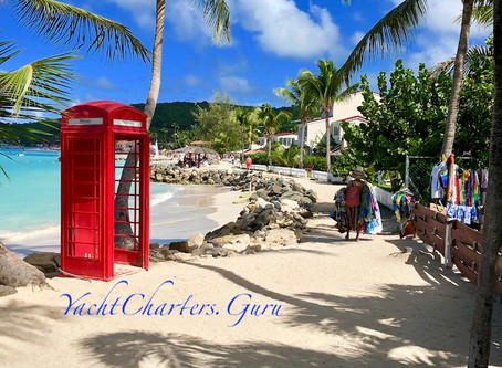 The Latest on Yacht Charter Travel to the Most Popular Ports in the Caribbean Fall/Winter 2020
