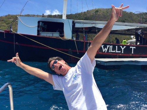 Captain Randy Tucker yacht charter broker