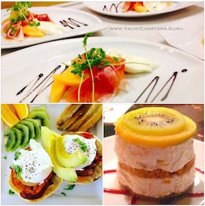 Food Trends 2016 Crewed Yacht Charter Cuisine